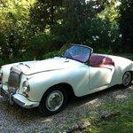 Chateau Beaupré Deleuze RDV des belles voitures