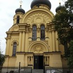 Russian Orthodox Church - wonderful interior