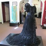 Turn of the Century (1890-1910) Evening Gown.