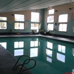 Indoor heated to 90 swimming pool