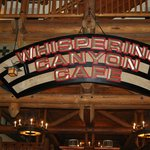 Whispering Canyon Cafe- ask for ketchup!