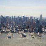 ヘリコプターからマンハッタン1