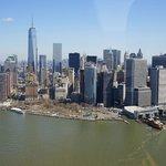 ヘリコプターからマンハッタン2