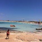 Magnifique plage de Formentera