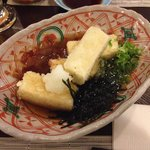 Agedashi tofu... must try!