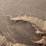 Nazca view from the plain