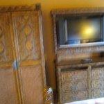 Bedroom TV room