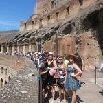 Photo of Colosseum taken with TripAdvisor City Guides