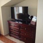 television en la habitacion