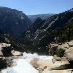 Top of Nevada falls