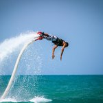 Flyboard Koh Samui Lamai by James Jet Star