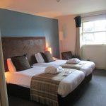 Our room at Loch Fyne Hotel and Spa