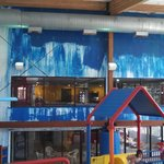 Waterpark - Dear Hotel, Did you run out of paint or something?