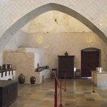 Cozinha do palácio.