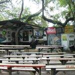 outdoor music venue