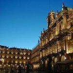 El cielo y la luz de Salamanca
