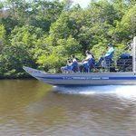 Everglades City Airboat Tours