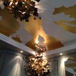 Hotel Lobby Ceiling