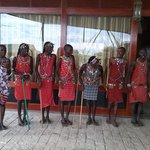 masai morans welcome