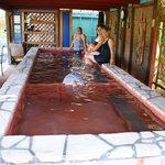 Hotspring pools
