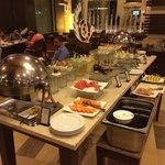 Main restaurant at the lobby, '29' dessert buffet