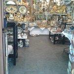 shop in the village
