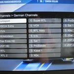 Viele deutsche TV-Sender