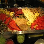 Italienischer Abend im Hauptrestaurant