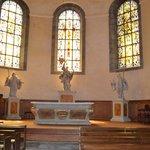 Unique tabernacle