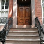 Stoop in Greenwich Village