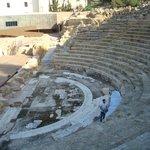 Teatro romano cerca del hotel