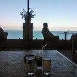 biew from lobby veranda