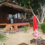 bungalow deluxe beach front