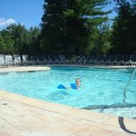 piscine extérieur