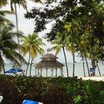 beach veranda