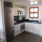 Over-sized loft: Kitchenette