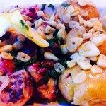 Polvo grilado - great portions!!
