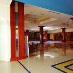 Hotel inside hall