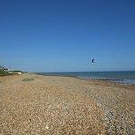 Beach - 2 minutes away
