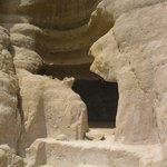 Le antiche tombe