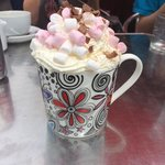 Amazing hot chocolate!!
