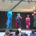 kids animation mini disco