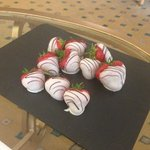 Complimentary Strawberries