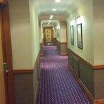 4th floor hotel corridor