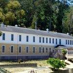 Immigration Centre Angel Island