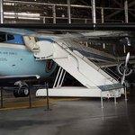 JFK's Air Force One.