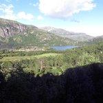 Panoramic scenery