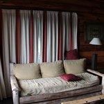 Sofá cama sala de estar