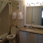 main bathroom unit 701