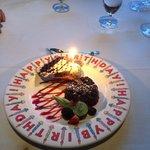 Foto de Pinons Restaurant
